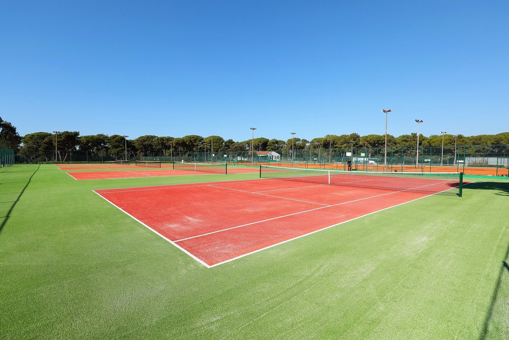 Tennis holidays all inclusive