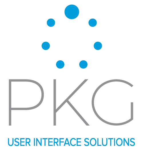 PKG User Interface Solutions