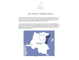 Conflict Mineral Policy