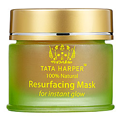 Perfect mask for an instant glow!