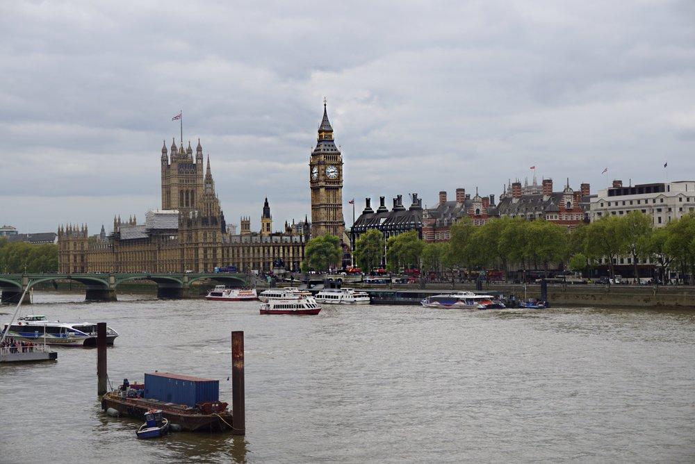 Big Ben is beautiful!