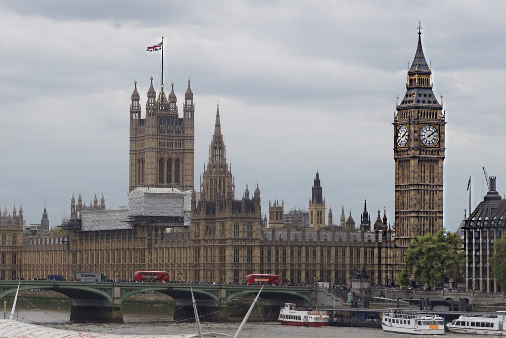 I could look at Big Ben all day!