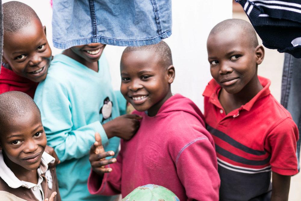 2. Visited Alex and Soweto & Kliptown -
