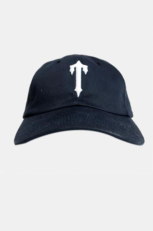 a154287e5d7 Irongate T Cap - Black — Trapstar London
