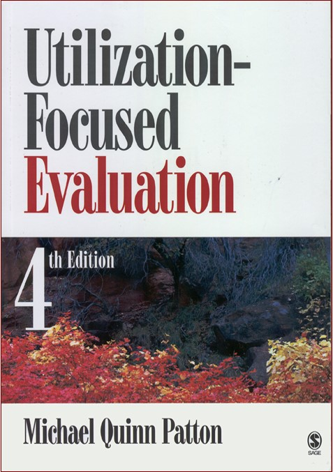 Utilization-Focused Evaluation, 4th Ed