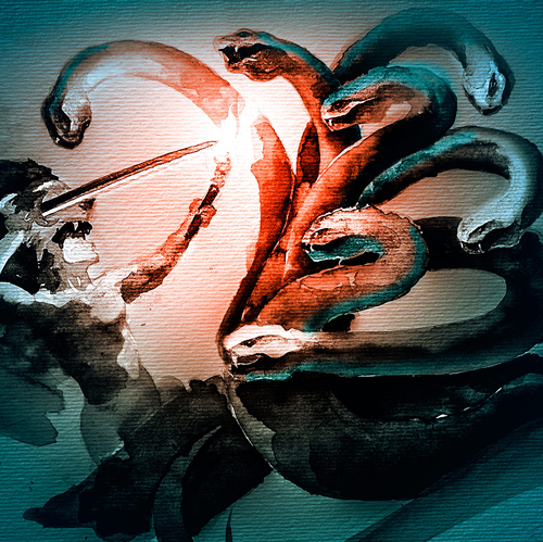 A Hydra de Lerna