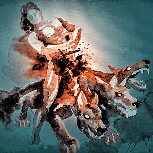 Cérbero, Guardião do Inferno