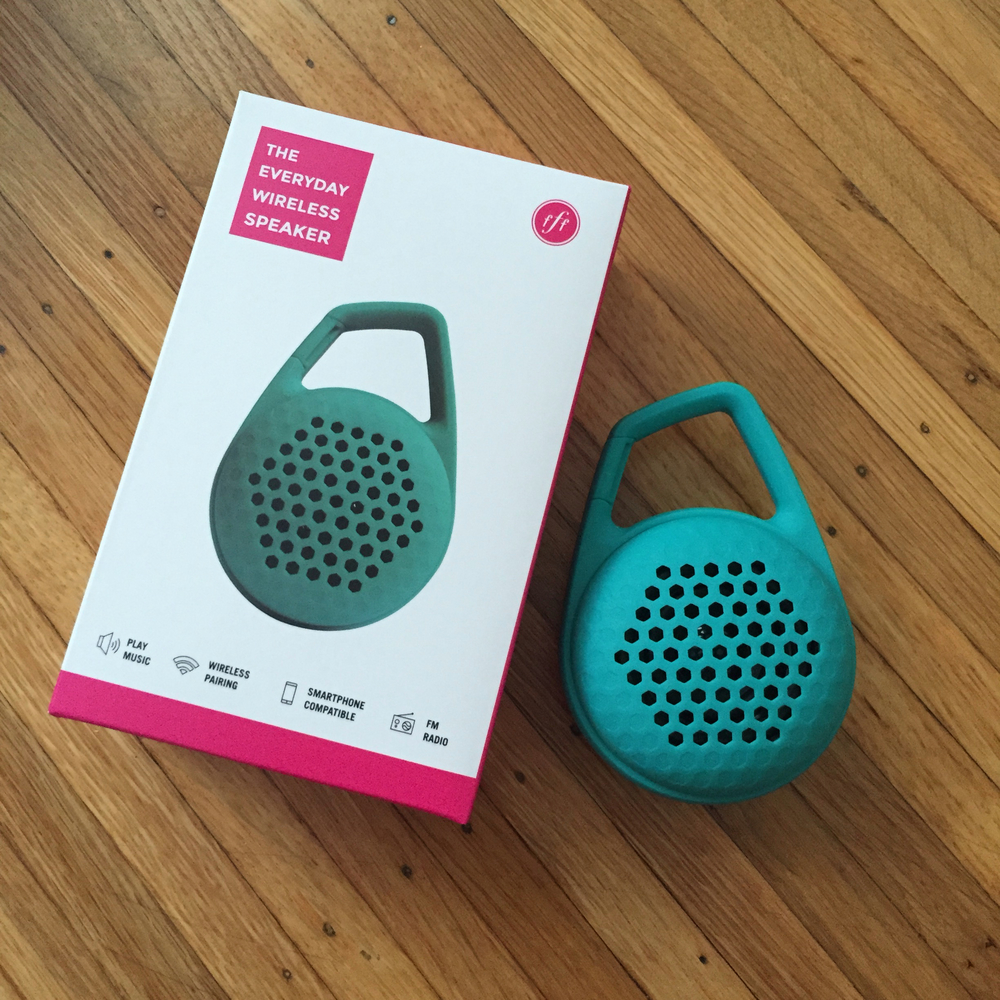 The Everyday Wireless Speaker by FabFitFun