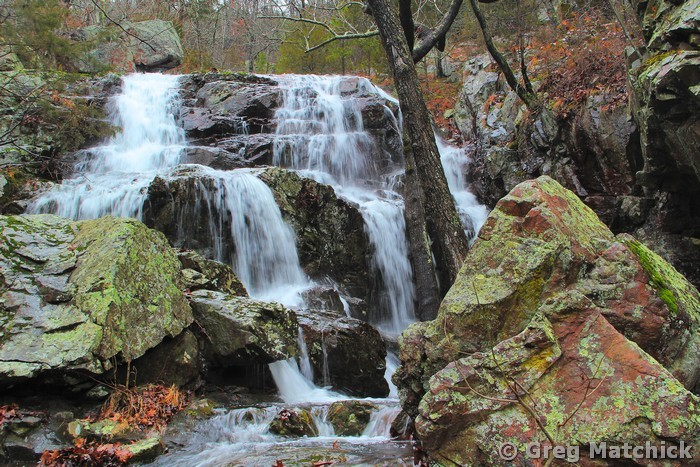 Lower Falls on Black Mountain 1