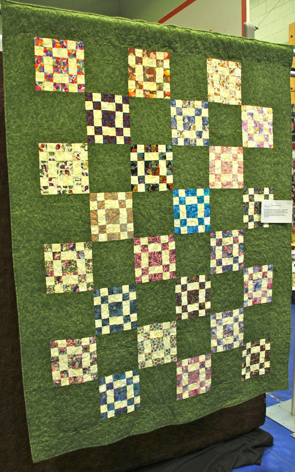 Bedford Friendship Quilters Guild, May, 2012 033.jpg