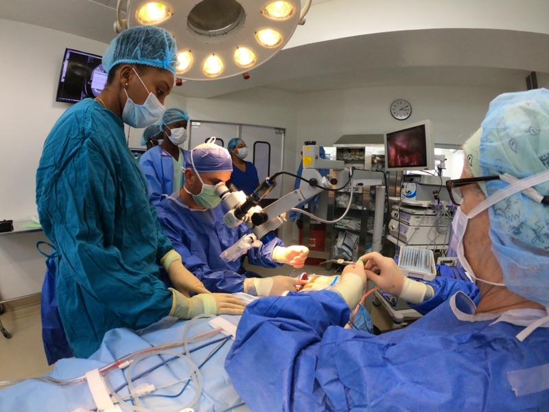2018-04 Haiti - Bennett more surgery.JPG