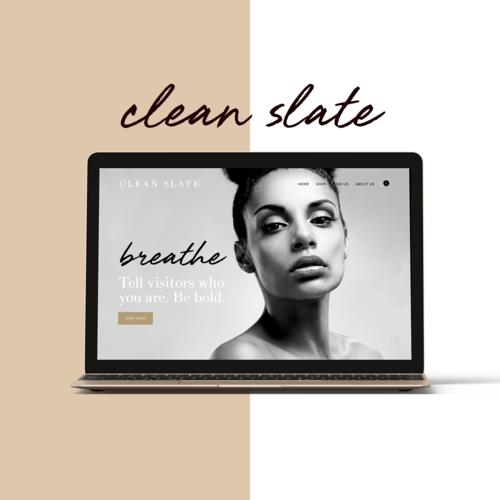 Clean Slate Template Expert Installation CleanSlate LongSite Merged