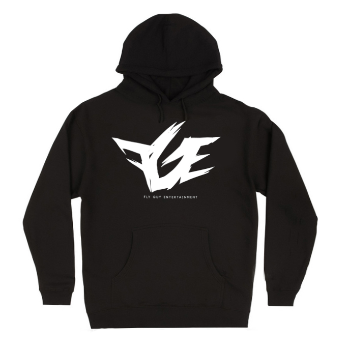 Fge Hoodie Black White Cypher Collection Fge Online Store