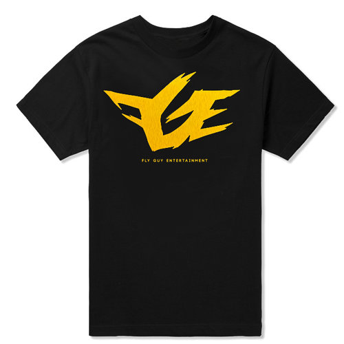 Black & Gold FGE T Shirt — MONTANA Of 300 online store