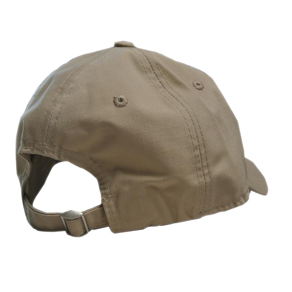 1cb279d7341 Gold Rapper Dad Hat (Khaki) — FGE ONLINE STORE