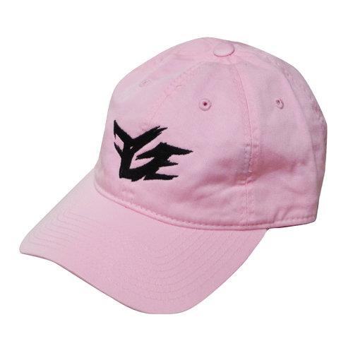 FGE Dad Hat (Pink Black) — FGE ONLINE STORE 07ae8ce7f3f