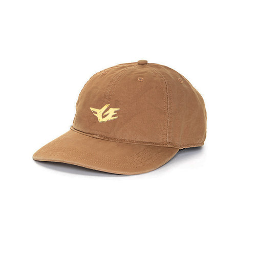 190e5e24893 Gold Rapper Dad Hat (Khaki Gold) — FGE ONLINE STORE