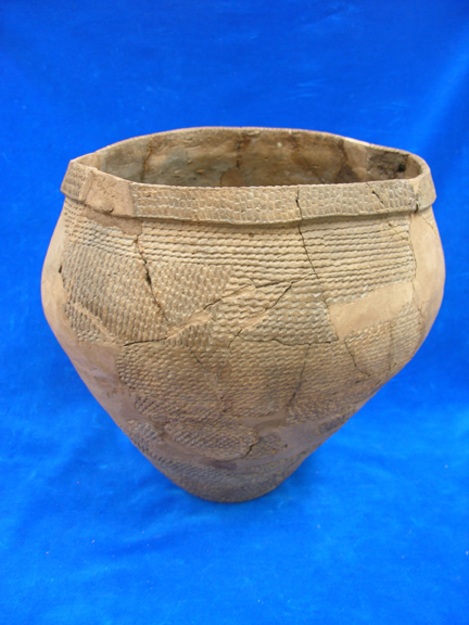 after treatment. earthenware ceramic 5000-2000 BC Ukraine