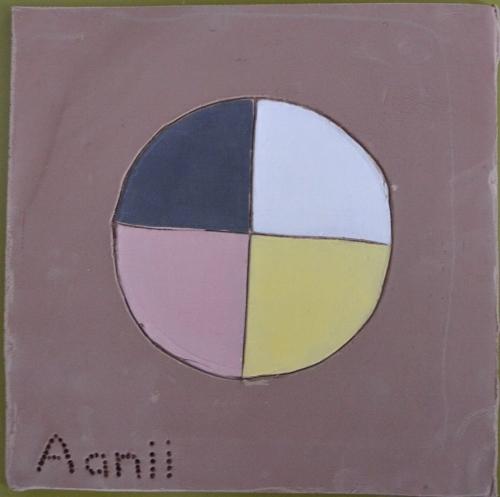 Ojibwe; Aanii -Greetings! Hi!