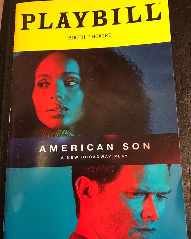 #harrowing and #extraordinary  @americansonplay
