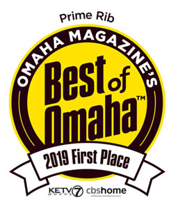 Prime Rib Best of Omaha First Place
