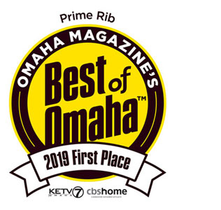 Prime Rib Best of Omaha Place