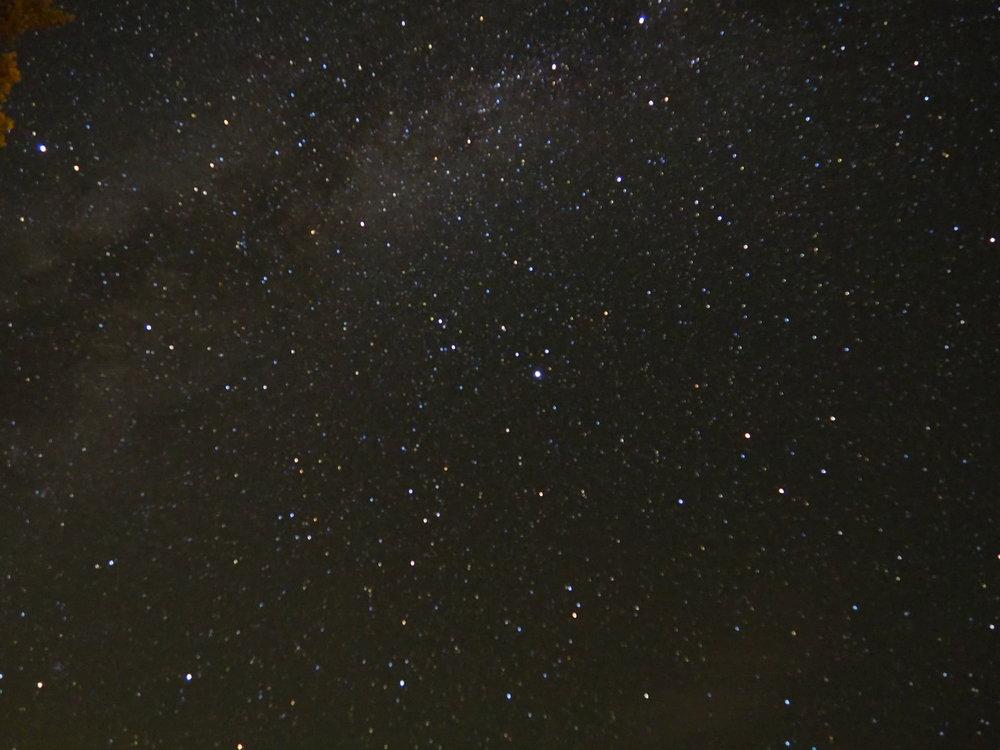 I finally got a chance to shoot real starlight.