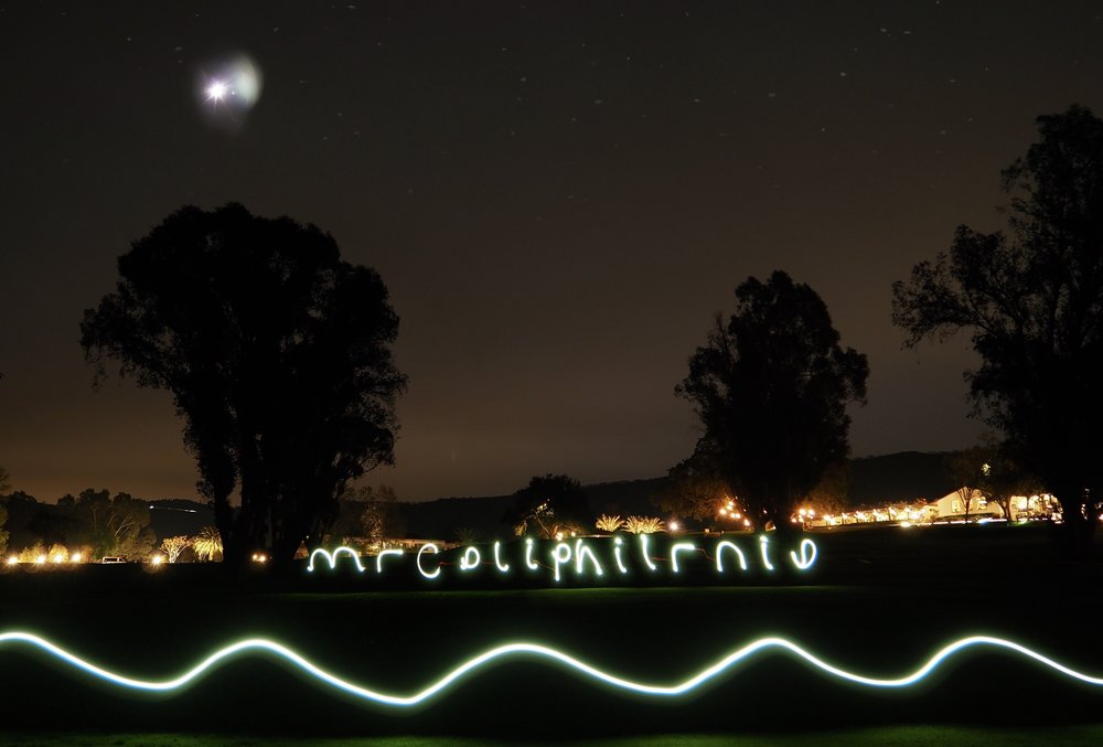 Long exposure in Ojai. what else would I write other than my Instagram name?