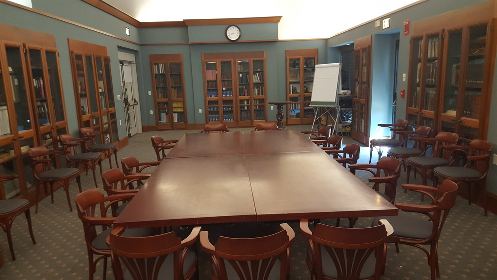 Reserve Meeting Space — East Lyme Public Library