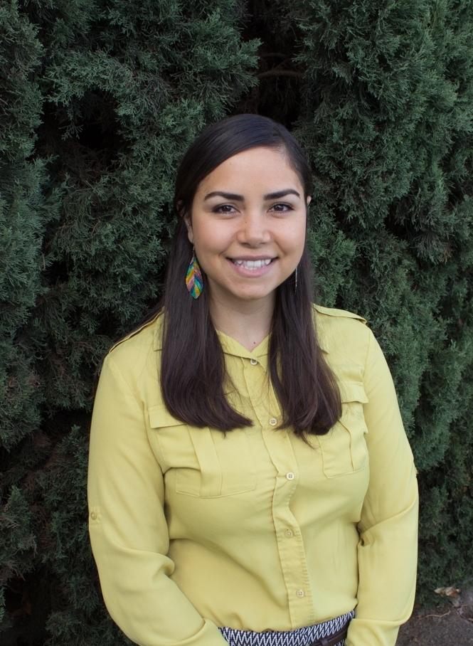 Andrea Garcia, Program Coordinator