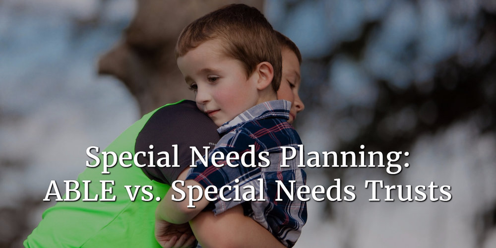 Cary, NC Special Needs Planning Lawyer