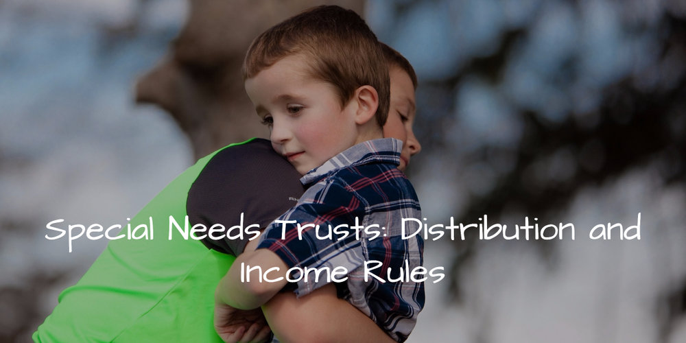 NC Special Needs Trusts