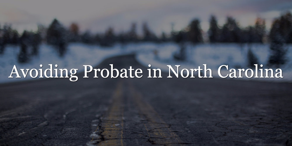 Cary, NC Probate Lawyer