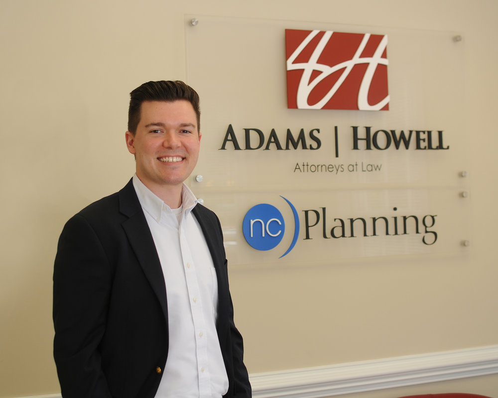 Cary NC Estate Planning Lawyer Paul Yokabitus