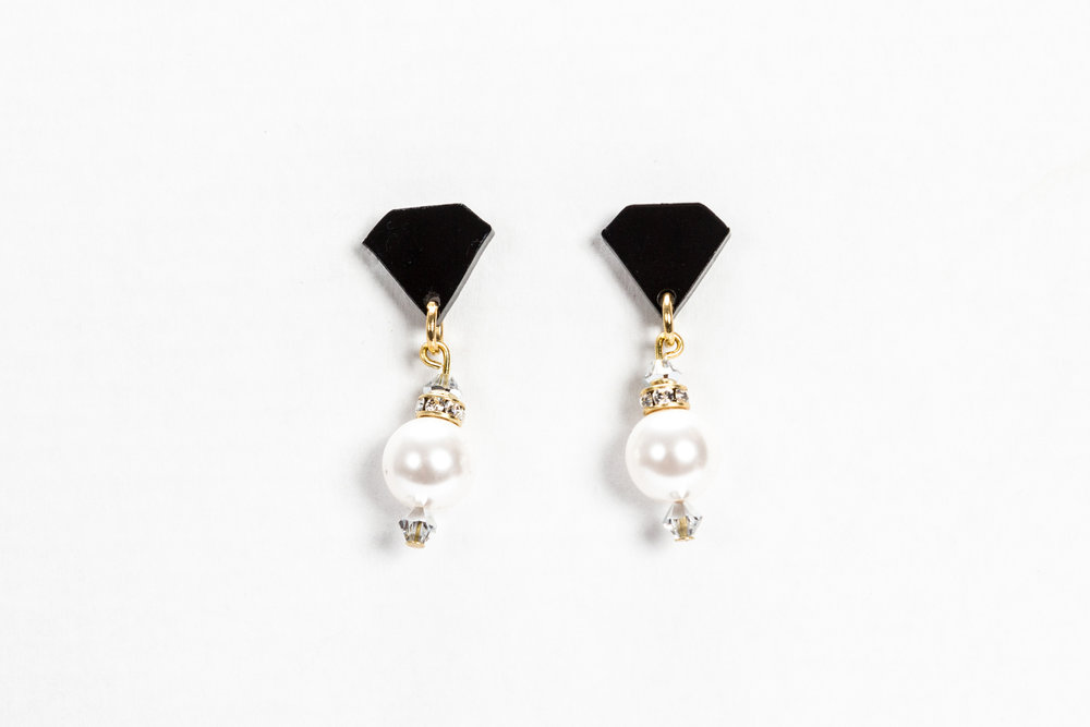 E2RD, My diamonds Collection, earrings, small, 48,oo