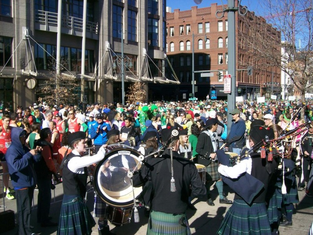 Runnin' Of The Green   Denver's Classic Irish Jog   Registration Opening Thanksgiving Thr Nov 23rd 2017