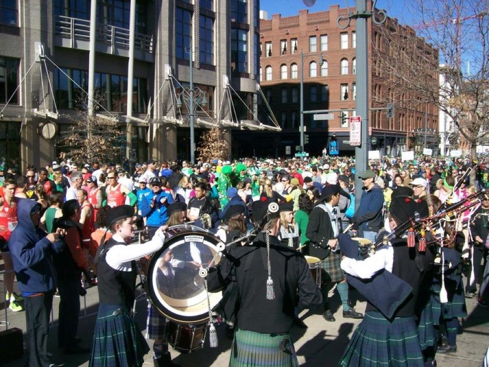 Runnin' Of The Green   Denver's Classic Irish Jog   Registration