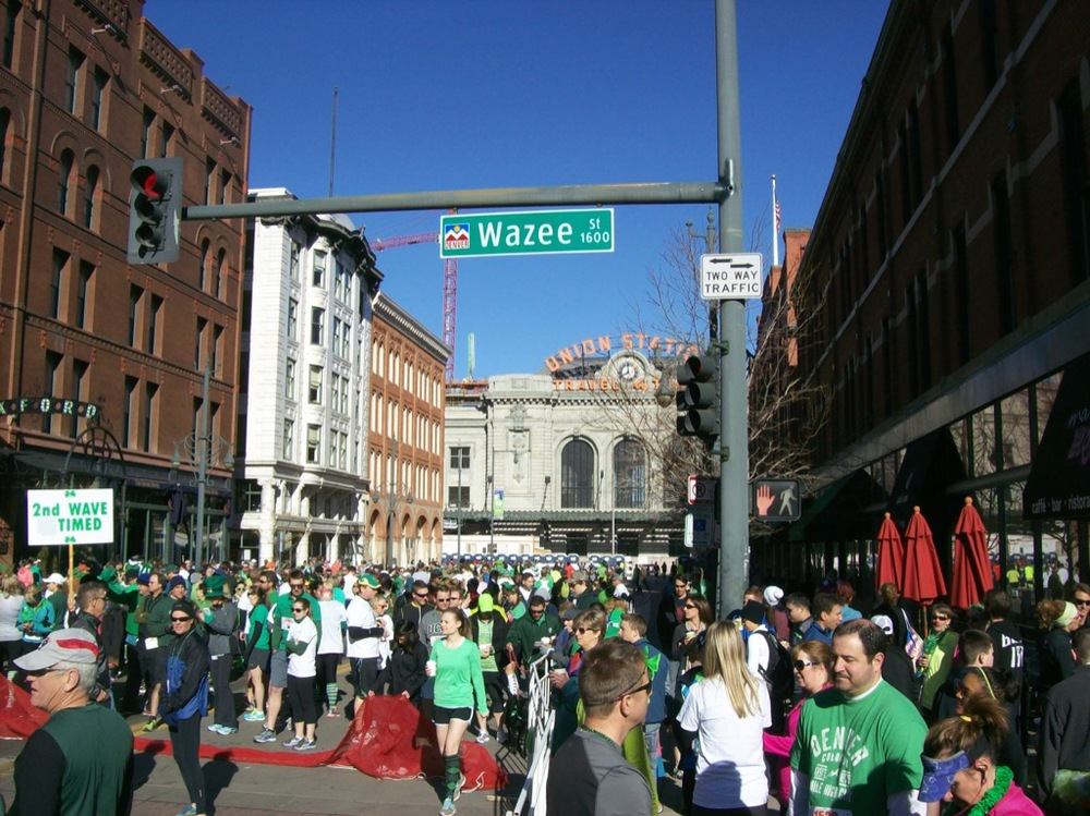 Runnin' Of The Green   Register Now!    Registration