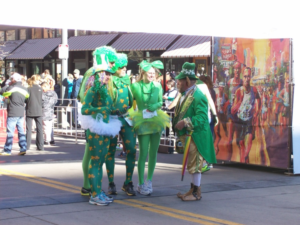 Runnin' Of The Green   Race Day: March 13th, 2016   Registration