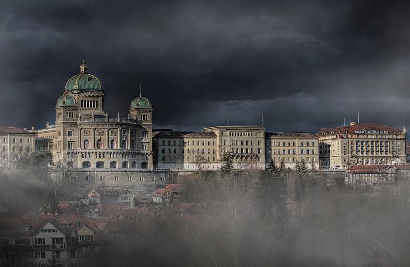 Lobbyismus in Bundesbern