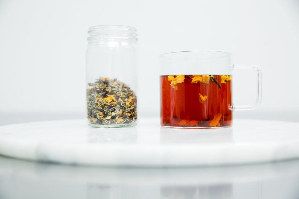 Teas & Herbal Blends