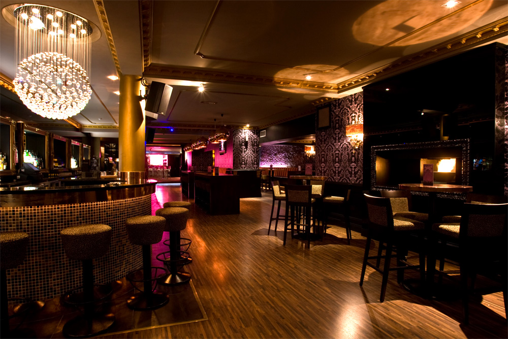 Bar Restaurant Nightclub Interior Design