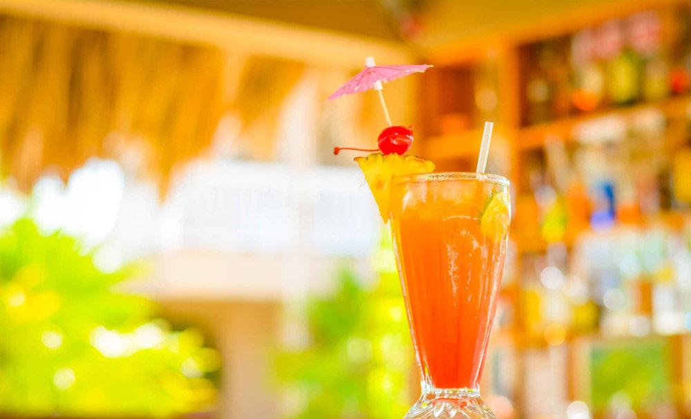Tiki Bar -