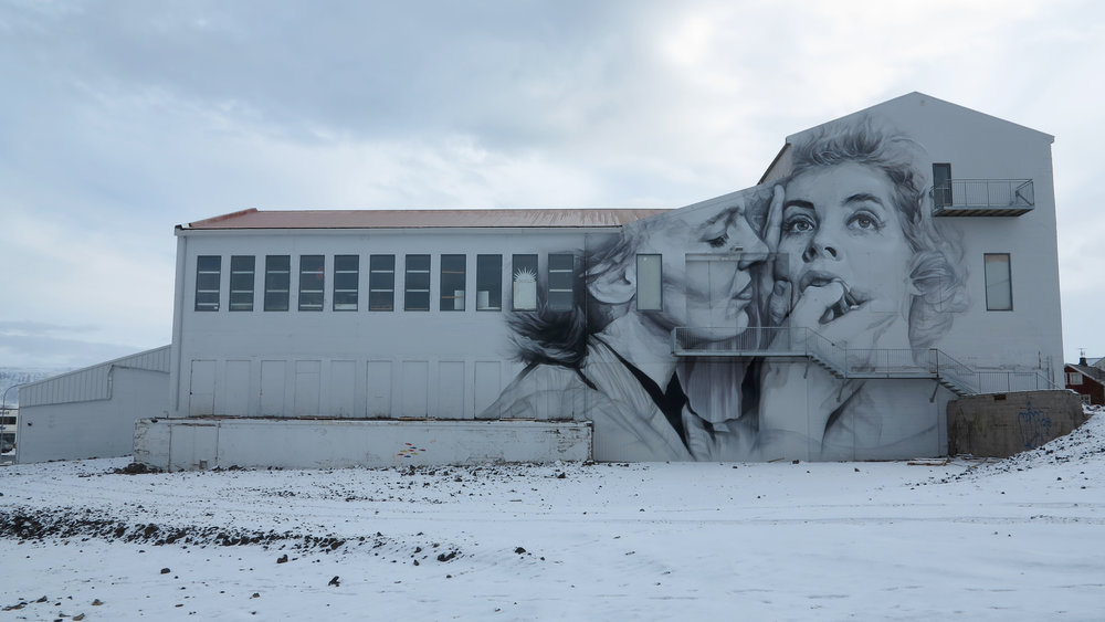 RVK-RVX project in Reykjavik, Iceland