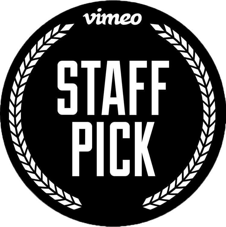 Winner of a Vimeo Staff Pick -