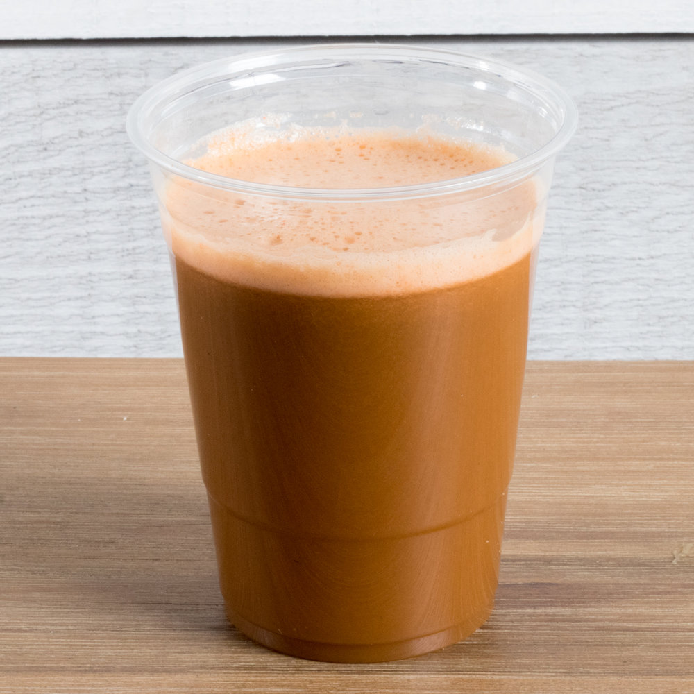 Easy Does It    (Vata, Pitta, Kapha)     Includes:  Cucumber, Carrot, Celery, Fennel, Apple   Benefits:  Liver support, stimulates digestion, stabilize blood sugar, antioxidants