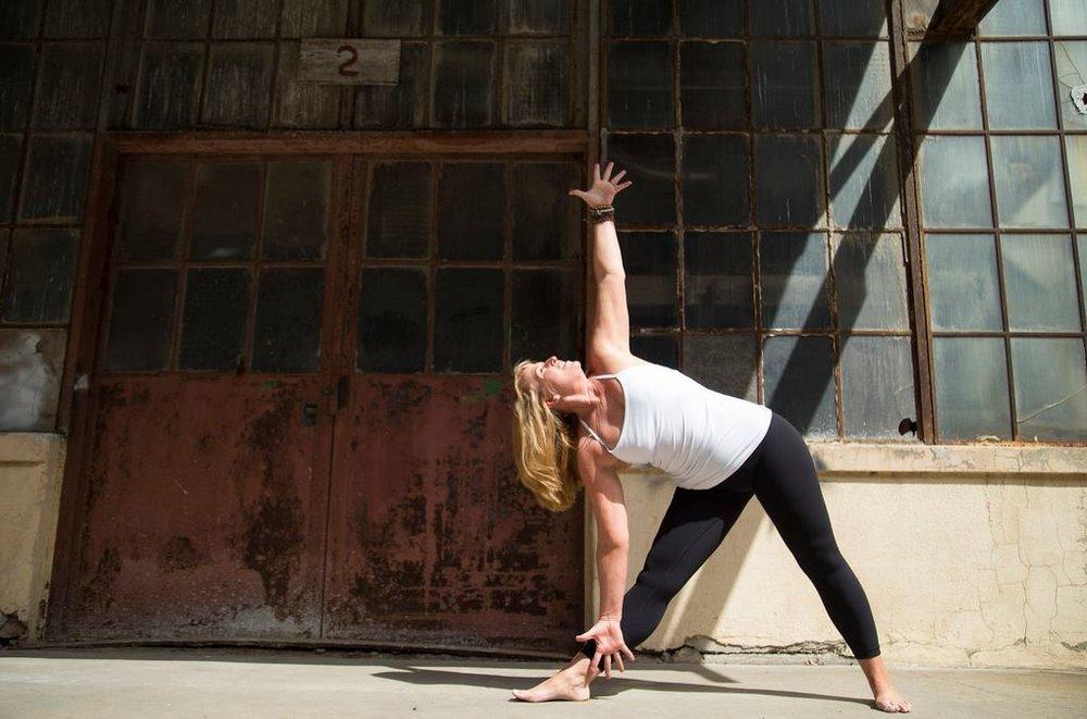 zenlife ytt faculty - Susan Selckman FloccariYIN YOGAcheck her class schedule at www.updog.fitnessor FB @UpDogBaltimore