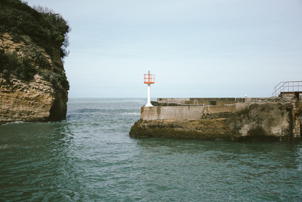 Biarritz, France. 2017