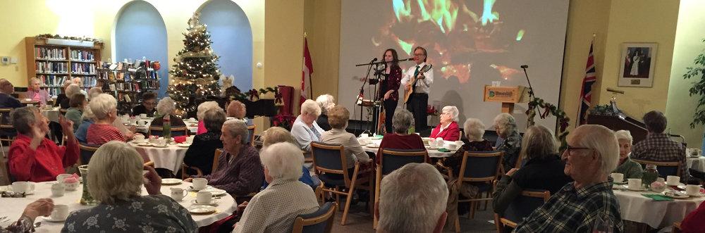 Davenhill Senior Living Holiday Concert