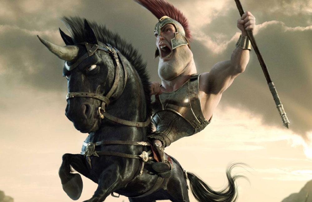 Trojan Horse Was A Unicorn 2014